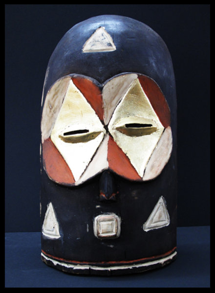 Beyond the Vanishing Point - Sculptures 2009-2010 - MASK_1