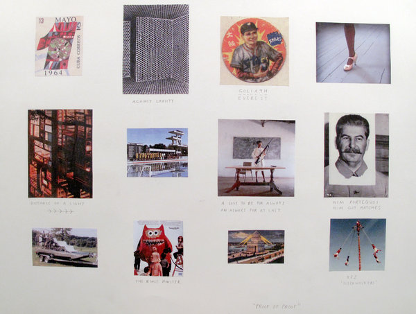 Beyond the Vanishing Point - Narratives from the Collection 2010-2011 - PROOF_OF_PROOF