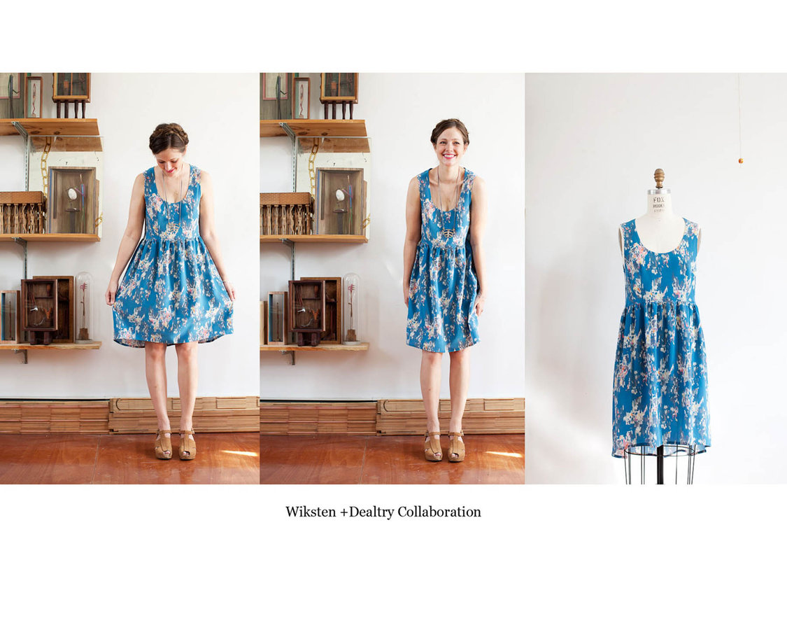 Woking Girl Designs - look book - wiksten